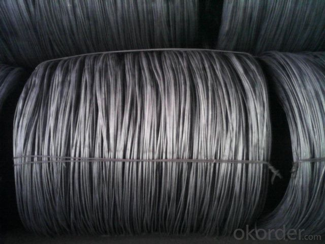 Steel Wire Rod Low Carbon and Competitive Prices