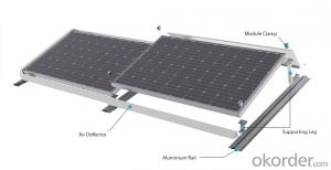 Windstream Solar Mounting System VRLC Product