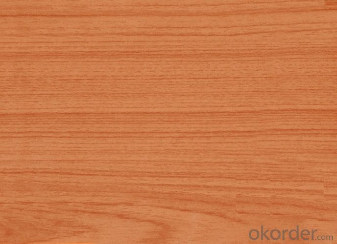 PVC Wood Grain Gossy Film for Funiture Using