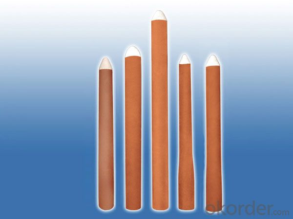 Monoblock Stopper for continuous casting