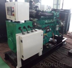 Water Cooled Genset Diesel Generator , 800kva Silent Cummins Direct Genset