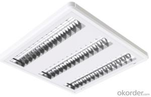 LED Grille Louver Light Apollo  Series Low Cost