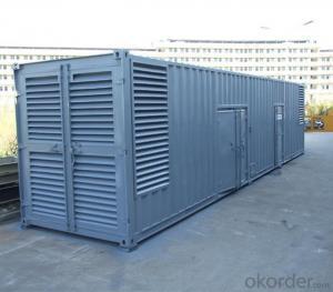 Perkins Genset Diesel Generator 48kw To 680kw With Digital Auto-Start Panel