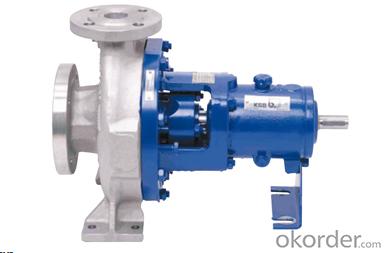 Horizontal, radially split volute casing pump CPKN