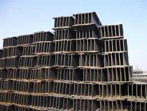 Hot Rolled Steel H Beams for Construction of Structures