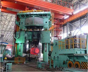 High-Speed Open-Die Forging Hydraulic Press