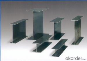 Galvanized H Beam with High Quality for Sale