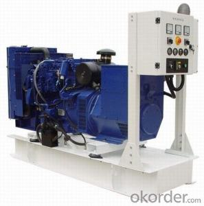 Soundproof Genset Diesel Generator , 50kw - 900kw Emergency Generator
