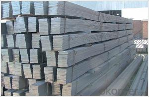 Steel Flat Bar ISO and SGS Certificate Cold Rolled Flat Bars