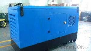 Perkins Engine Genset Diesel Generator , Small 8kw To 100kw Generator