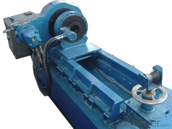 Hydraulic Screw Machine for the production of screws