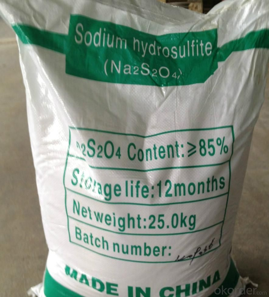 Sodium Hydrosulphite with High Quality and Best Price