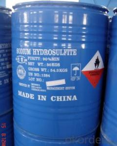 Sodium Hydrosulphite with High Quality and Competitive Offer