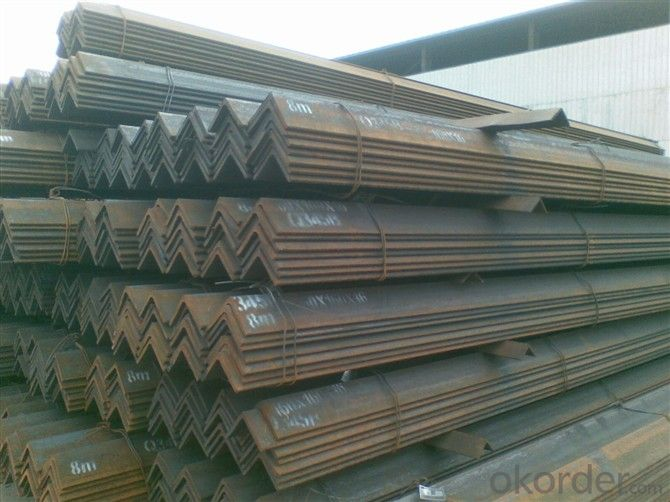 Equal Angle Steel Mild Steel for Infrastructure Project