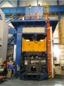 Forging Equipment  Punching Hydraulic Press Automobile Frame Press
