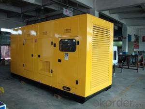 Silent Perkins Genset Diesel Generator , 20kw 50Hz Generator