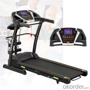2015 NEWEST DELUXE COMMERCIAL MOTORIZED TREADMILL with touch screenF22