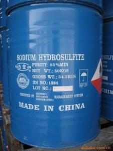 Sodium Hydrosulphite with High Quality and Good Offer