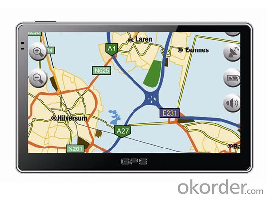 2015 most reliable A23 Dual core 7 inch Android GPS Navigation