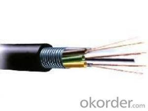 Communication Optical Fiber cable GYFXY-fiber optic cable