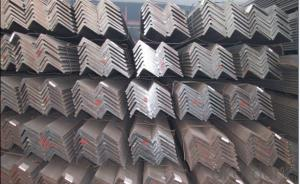 Unequal Angle Steel High Quality Q235 Jis SS400 Hot Rolled