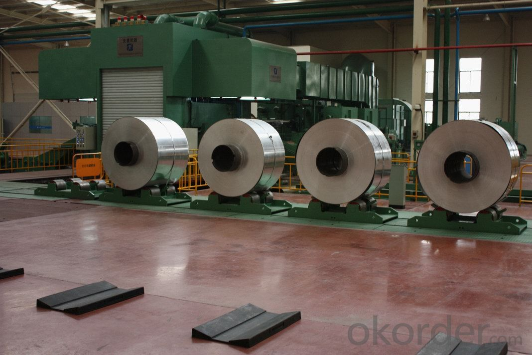 SPCC cold rolled steel coil  CRC high quality