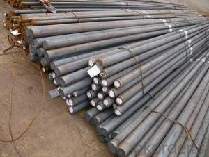 Hot Rolled Iron Steel Round Bars in High Quality