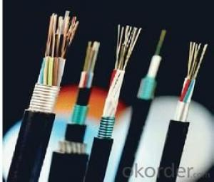 Best Price  communication 24 core optical fiber cable supplier