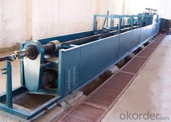 Tubing Cleaning Machine for the production of Cleaning