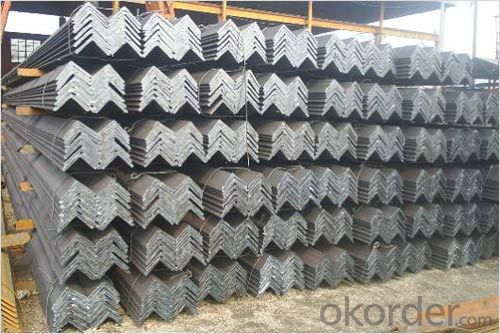 Steel Equal Angle Hot Rolled Steel Profile Carbon Equal Angle