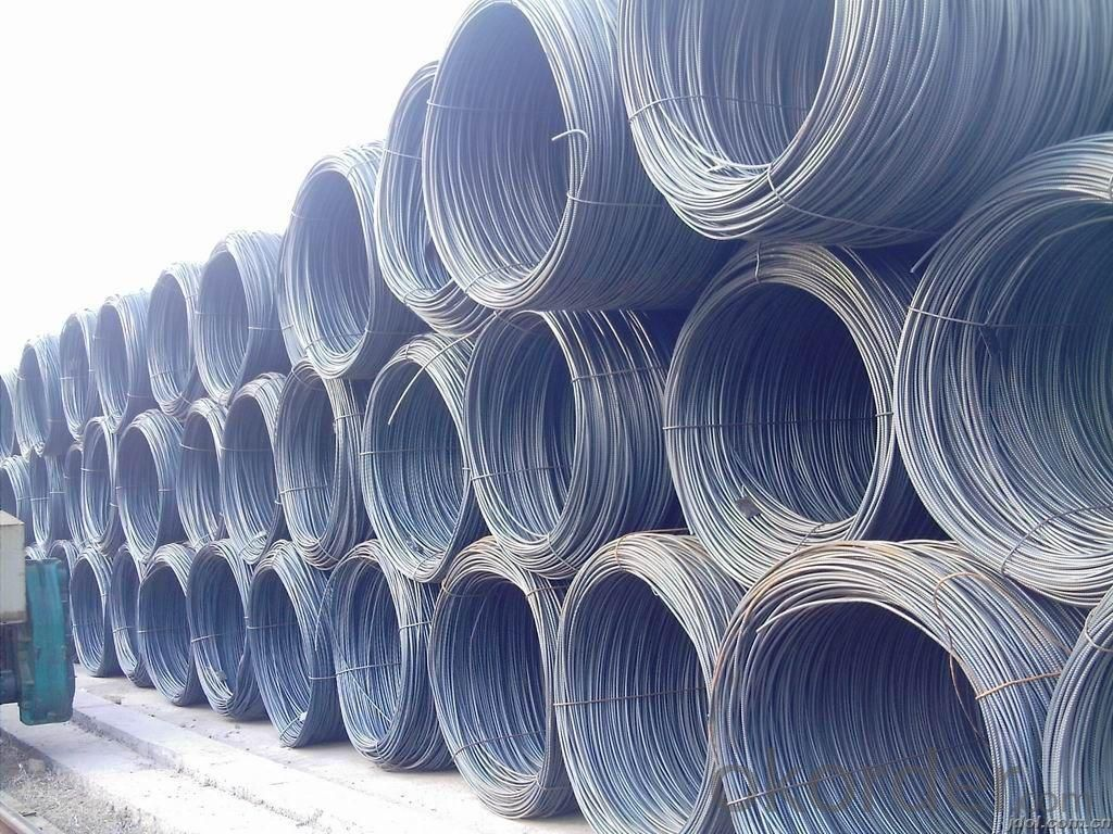 Steel Wire Rod with Good Price in Different Materials