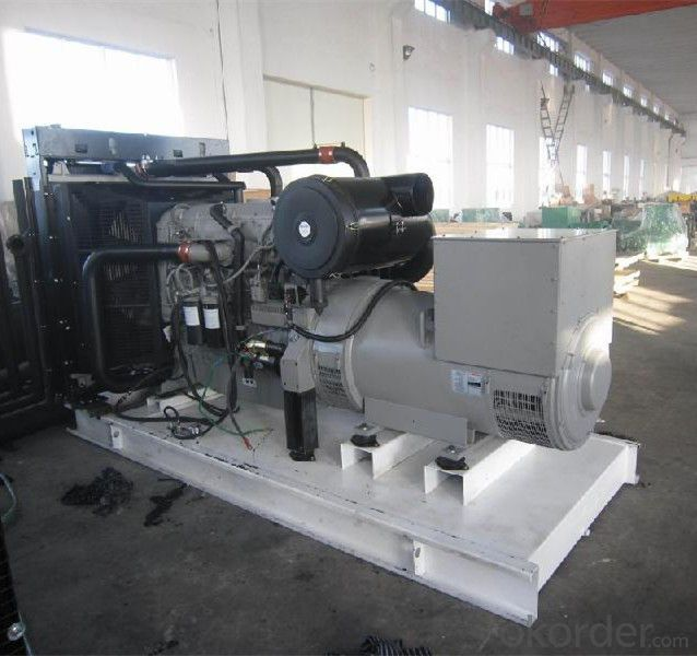 Perkins Soundproof Genset Diesel Generator , 45kva - 800kva Backup Generator