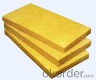 Chinese Factory Glass Wool Blanket  for Roofing and Wall
