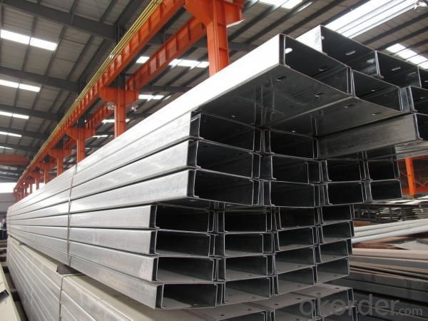 C Type Carbon Steel Made in China with High Quality for Sale