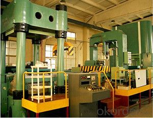 Forging Equipment  Other Hydraulic Press Diamond Press