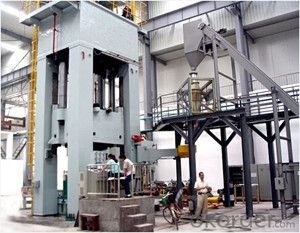 Forging Equipment Other Hydraulic Press Electrode Press