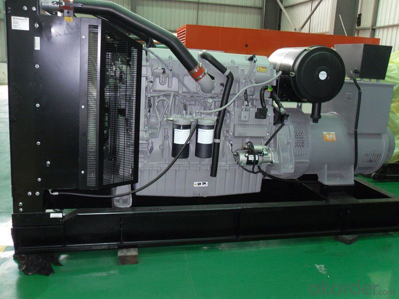 Silent Perkins Genset Diesel Generator 50kva To 1000kva With AC Alternator