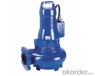Vertical, single-stage submersible motor pump Amarex N