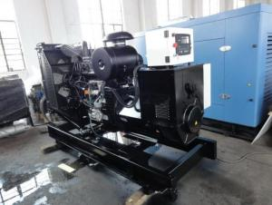 Perkins Genset Diesel Generator Small Portable 100kva With Three Phase