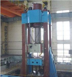 Forging Hydraulic Press Open Die Forging Hydraulic Press