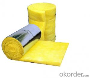 Glass Wool I Roll Price wirh Aluminum Foil Cheap Price from Factory