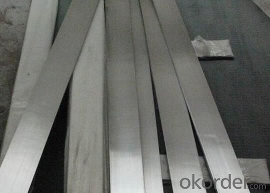 Flat Stainless Steel with High Quality for Construction