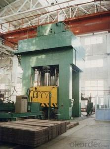 Punching Hydraulic Press Plate Punching Hydraulic Press