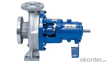 Horizontal, radially split volute casing pump CPK-C