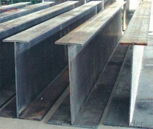 Steel H Beam Stock Quantity 2000 Tons All Size JIS Building Structual Material