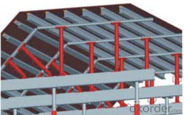 High Load Capacity Aluminum Shoring System