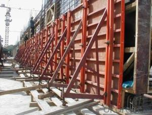 Whole Steel Formwork of CONSTRUCTION FORMWORK SYSTEMS