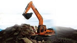 Jonyang Brand Crawler Excavator JY645E for Earth Moving