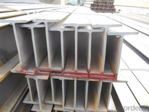 Hot Rolled Steel channel H BEAM for sale Made In China