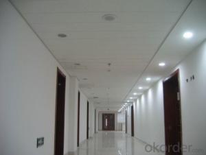 Fiberglass Ceiling Tiles for Sound Absorption